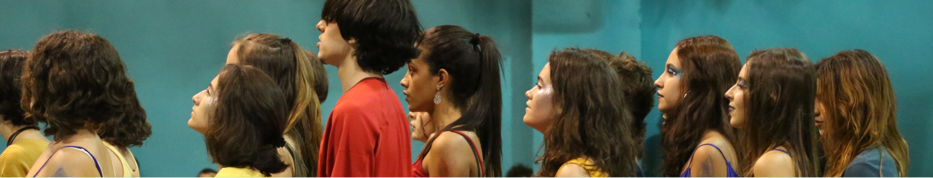 Alunos do Ensino Médio do Colégio Oswald de Andrade