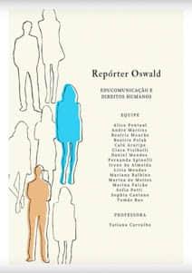Fanzine da Oficina Repórter Oswald
